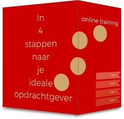 Online training In 4 stappen naar je ideale opdrachtgever
